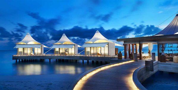 W Maldives Restaurants: Away SPA