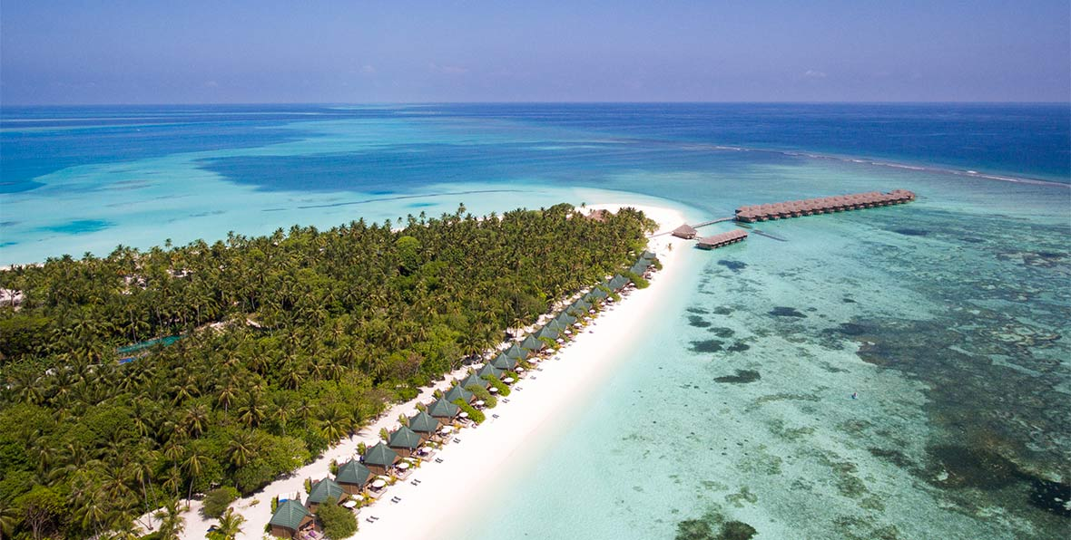 Resort Meeru Island Resort Spa In Maldives Country