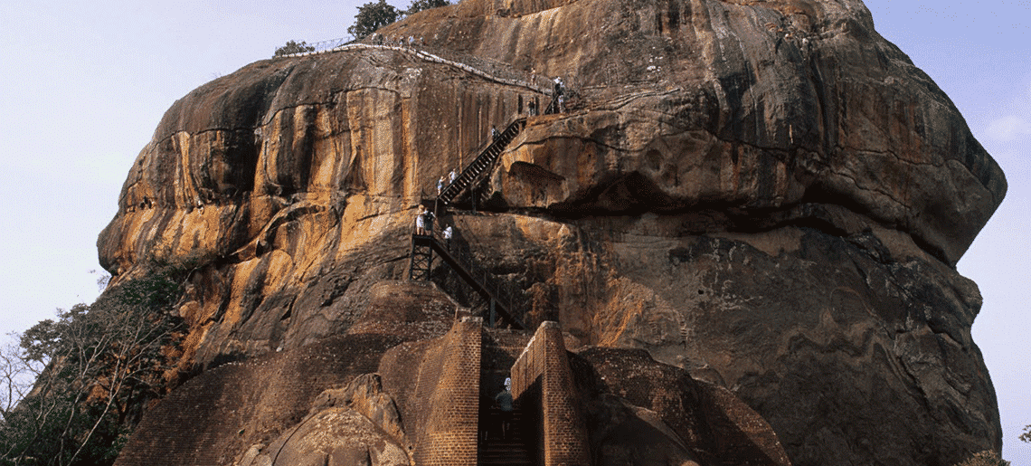 Sigiriya – Polonnaruwa – Matale