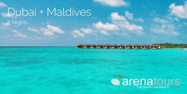 viaje a dubai + maldivas en VARU by Atmosphere