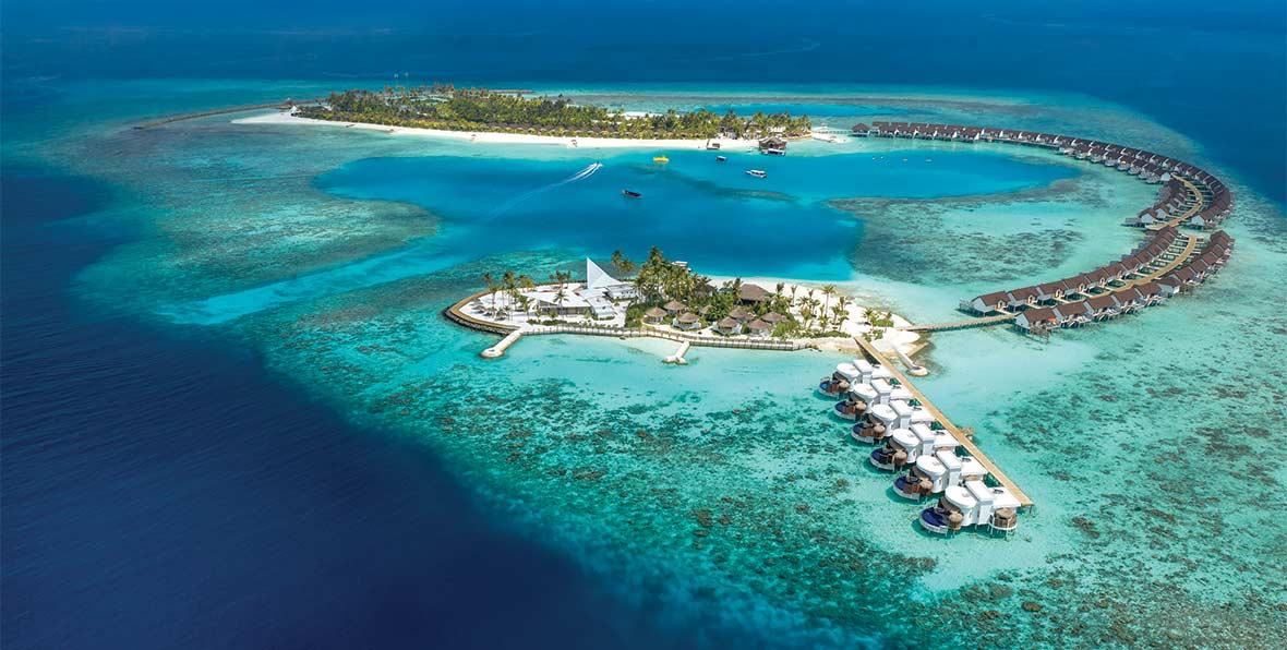 Resort Oblu Select Sangeli Maldives In Maldives Country