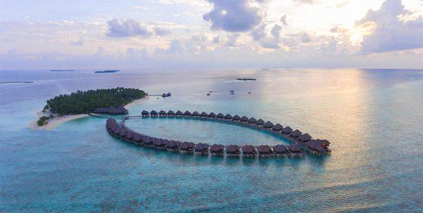 Sun Aqua Vilu Reef foto aerea