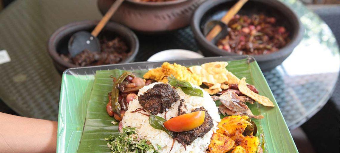 Cocina como un local en Galle