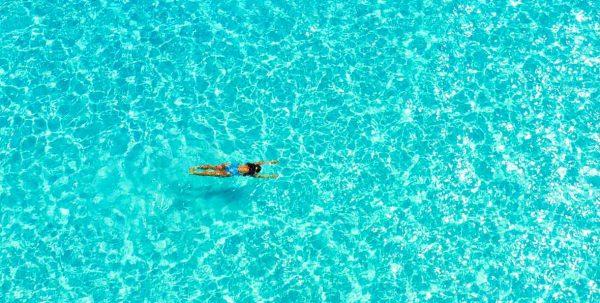 snorkeling en Mövenpick Maldives