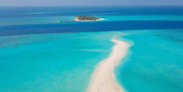 bance de arena en fushifaru maldives