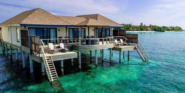 suite villa en Reethi Faaru Resort