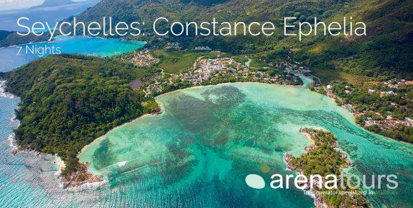 viaje a seychelles en constance ephelia
