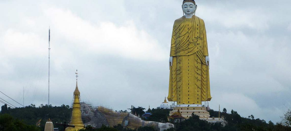 Mandalay – Monywa