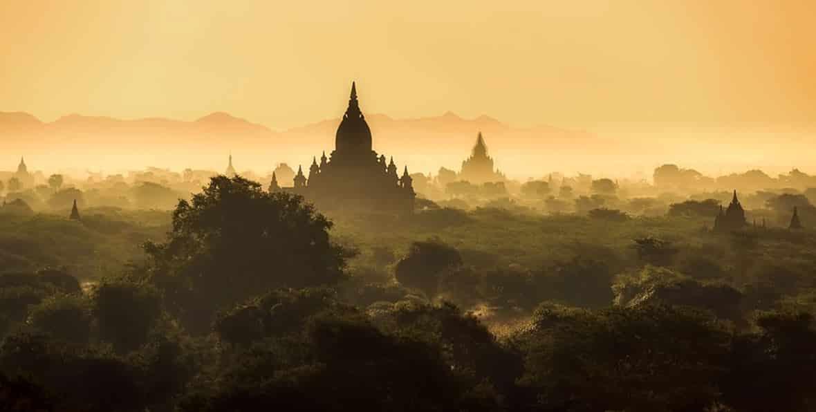 viaje a myanmar, clima y estaciones