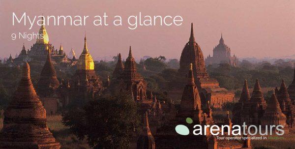 viaje a myanmar_ tour myanmar en un vistazo, 9 noches