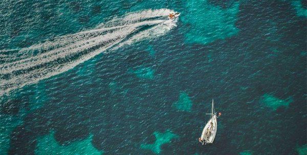 deportes acuáticos en Joali Maldivas Resort