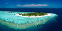 vista aerea Baglioni Resort Maldives