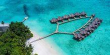 water villas en Fihalhohi Island Resort