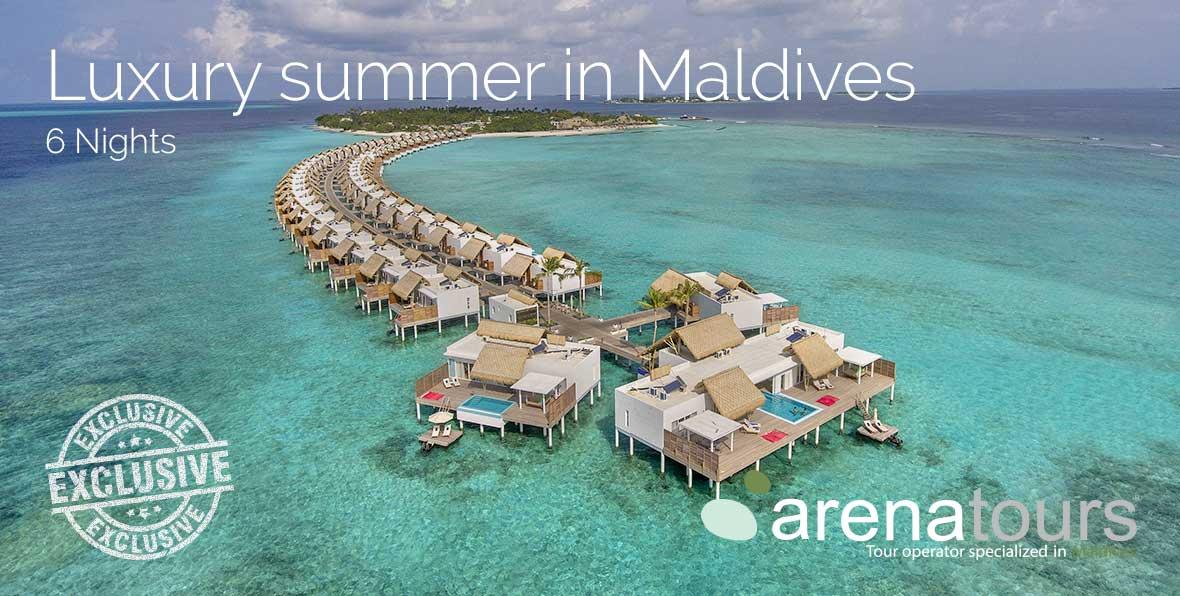 Oferta de viaje a Maldivas: Emerald Maldives, 6 noches
