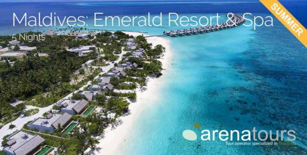 viaje a maldivas todo incluido en Emerald Maldives