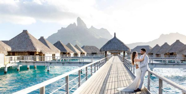 casarse en St. Regis Bora Bora Resort