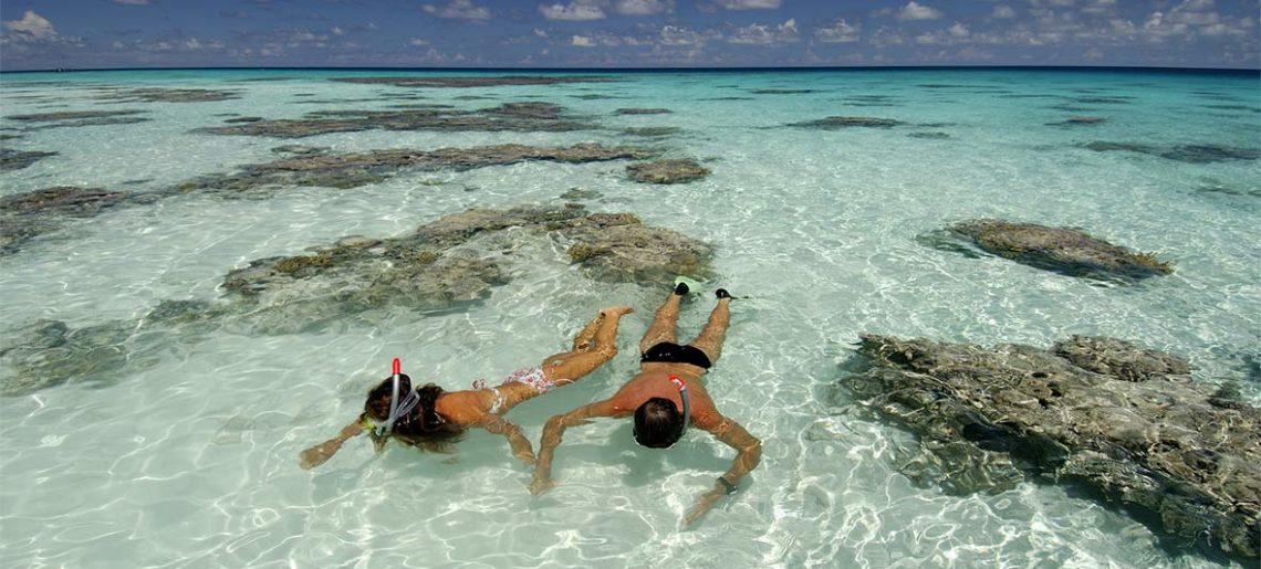 Tour de snorkel en Bora Bora