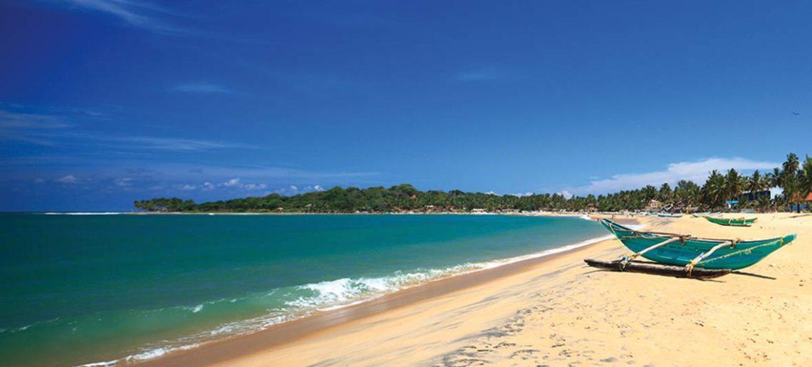 Praias de Trincomalee 1