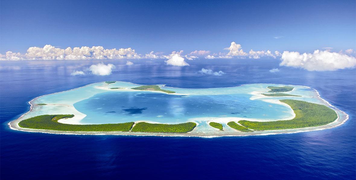 viaje a tetiaroa en Polinesia Francesa