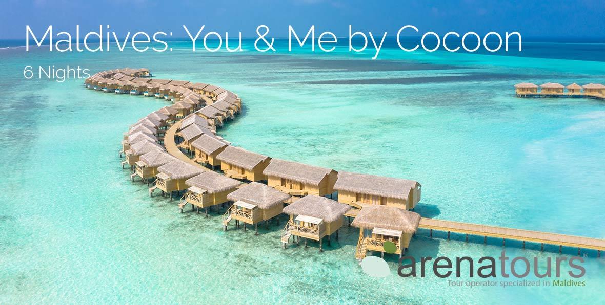 Oferta de viaje a Maldivas en You & me by Cocoon, 6 noches