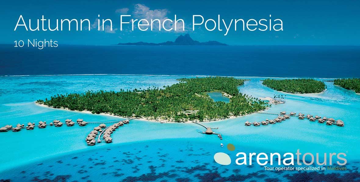 Viaje a Polinesia Francesa en Otoño, 10 noches