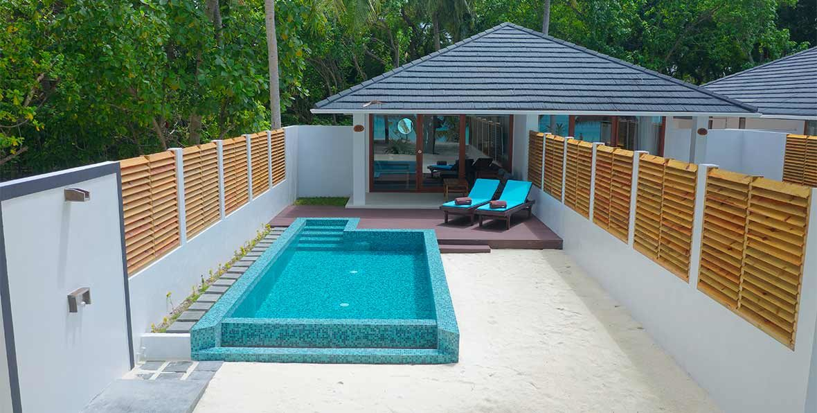 Beach Pool VIlla - Arenatours