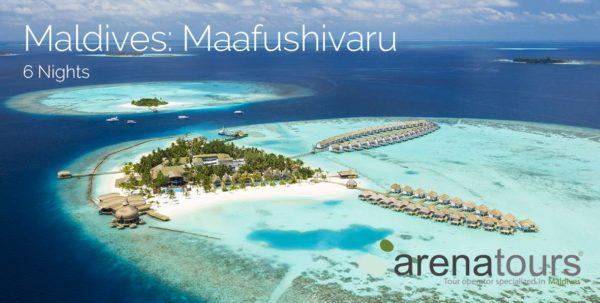 viaje a Maldivas con todo incluido en Maafushivaru Maldives, 6 noches