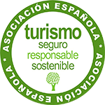 Logo asociación española turismo responsable