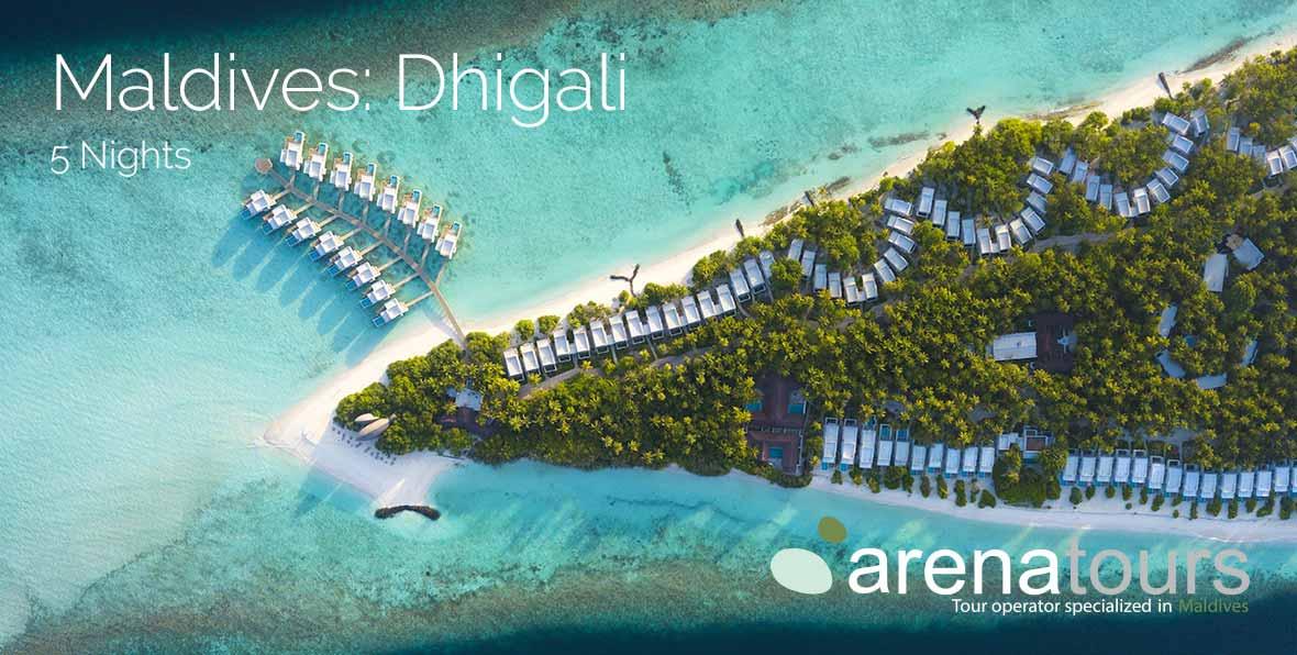 Oferta de viaje a Maldivas en Dhigali Maldives, 5 noches