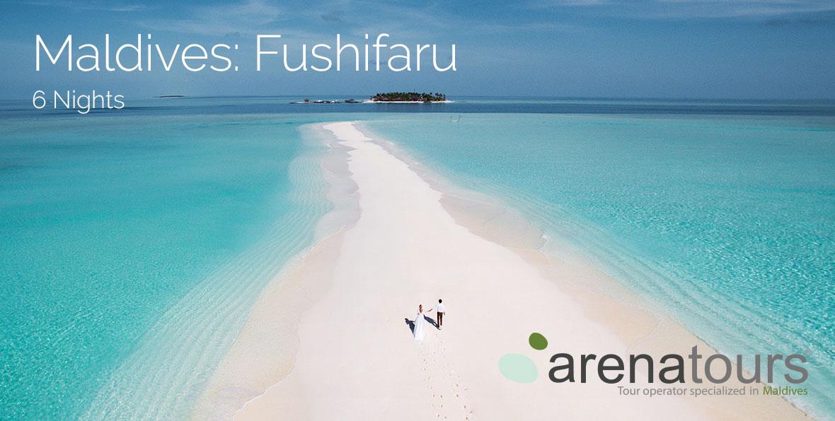 Oferta de viaje a Maldivas en Fushifaru Maldives, 6 noches