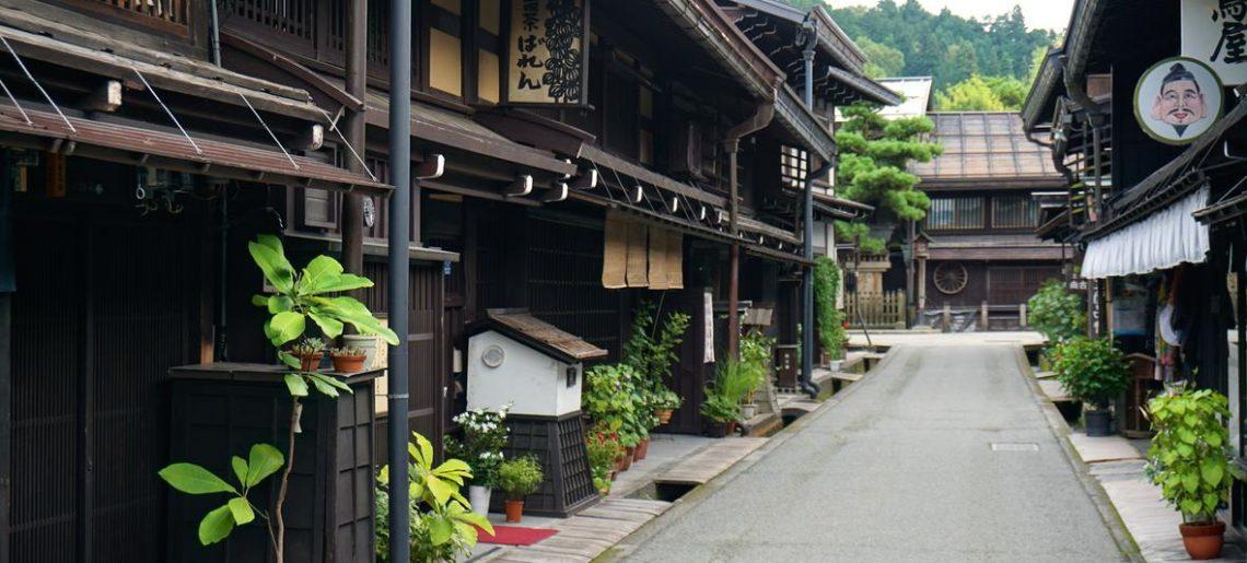 Kyoto – Takayama