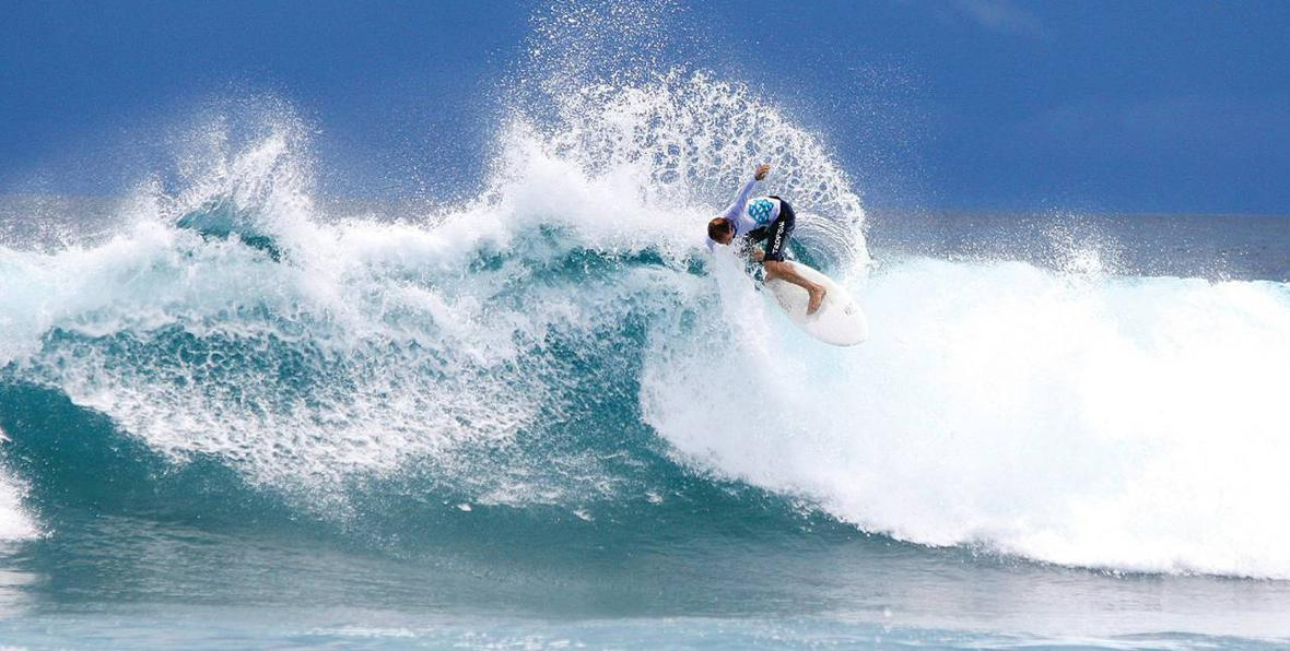 Viaje de surf a Maldivas