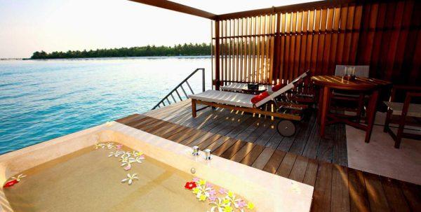 Resort Paradise Island En Maldives Pays Maldives Pays